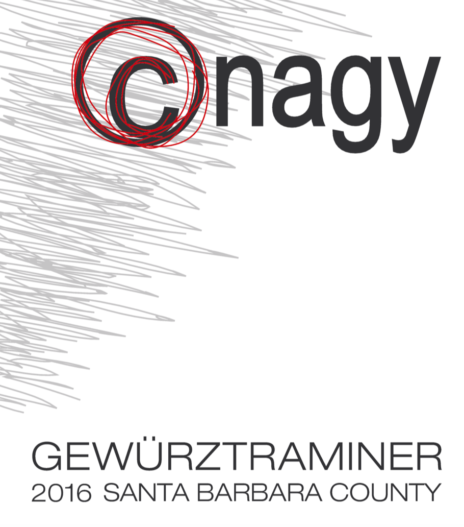 2016 Cnagy Gewürztraminer