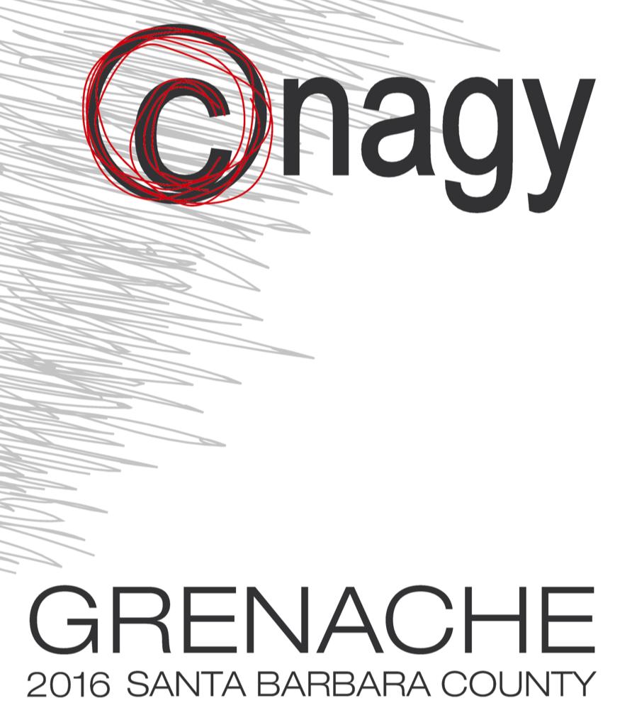 2016 Cnagy Grenache