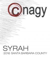 Cnagy 2016 Sbc Syrah Front