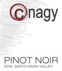 Cnagy 2018 Smv Nielson Pinot Noir Front