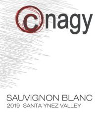 Cnagy 2019 Syv Sauvignon Blanc Front